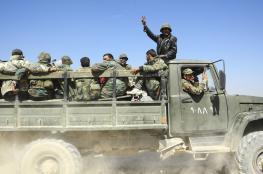 50 الف مقاتل يعودون الى صفوف النظام السوري