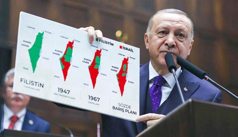"""تصريحات أردوغان تدفع مندوب """"إسرائيل"""" لمغادرة قاعة الجمعية العامة"""