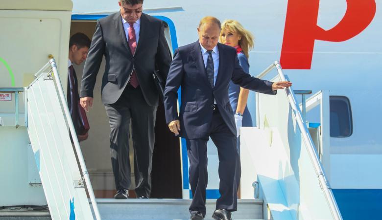 الرئيس الروسي يزور فلسطين قريباً