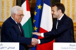 الكشف عن موعد زيارة الرئيس الفرنسي  لفلسطين