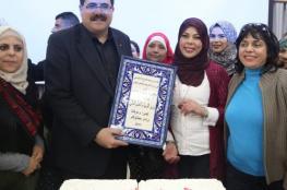 فلسطين تحصد  جائزة خليفة التربوية في الامارات