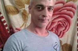 """تدهور على صحة الاسير """"كمال ابو وعر """" جراء اصابته بالسرطان"""