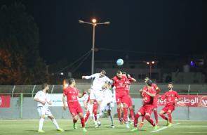 فريق أهلي الخليل يحرز لقب بطولة كأس فلسطين على حساب جاره الشباب
