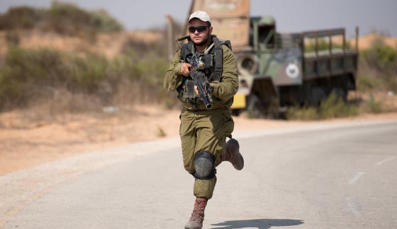 مناورة عسكرية للاحتلال في وادي الأردن