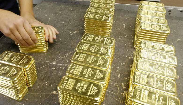 أسعار الذهب تحقق أكبر خسارة منذ 7 سنوات في يوم واحد