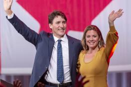 الرئيس يهنئ ترودو بفوزه في انتخابات كندا