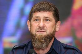 """اميركا تضع """"قديروف وعائلته """" على القائمة السوداء"""