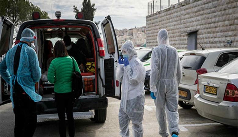 محافظ نابلس يكشف أسباب إصابة المسعف بكورونا