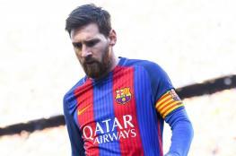 برشلونة يسعى لتمديد عقد ميسي