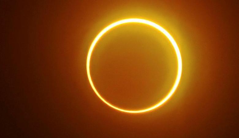 فسطين تشهد غدا ظاهرة الكسوف الحلقي للشمس