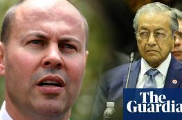 خلاف حاد بين استراليا وماليزيا بسبب القضية الفلسطينية