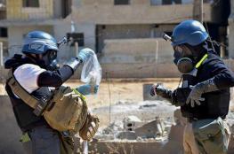 روسيا ترفض إجراء تحقيق دولي بشأن كيميائي دوما