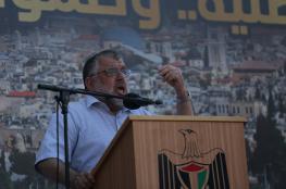 حسن يوسف: حماس وفتح تركتا الخلاف وراء ظهورهم