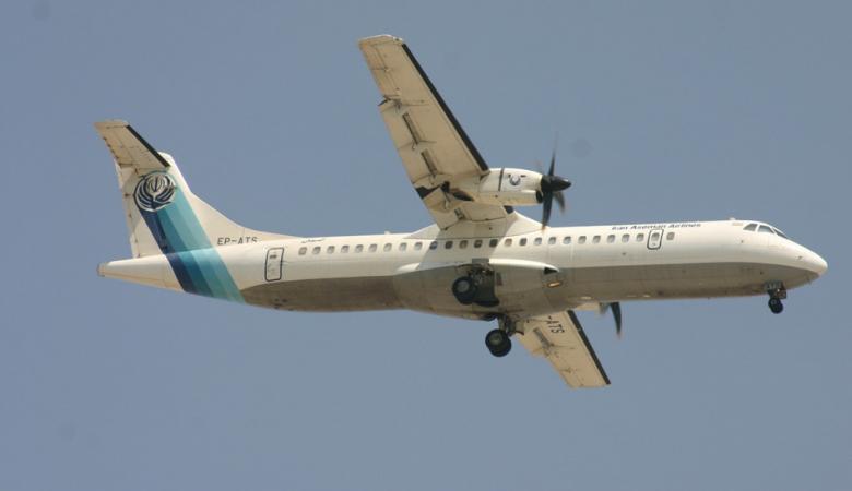 ايران : قتلى إثر سقوط طائرة شرق طهران