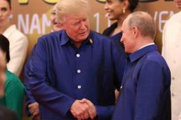 روسيا :الأمريكيون لم يظهروا مرونة لعقد لقاء بين بوتين وترامب