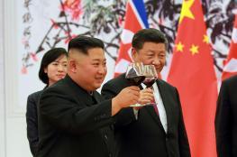 الزعيم الكوري الشمالي في الصين لبحث بديل عن واشنطن