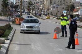 الشرطة تعد الخطة المرورية لاستقبال عيد الاضحى المبارك