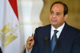 السيسي يمدد حالة الطوارئ في مصر للمرة السادسة على التوالي