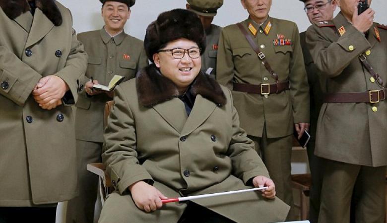 الزعيم الكوري الشمالي : جارتنا الجنوبية رائعة انا مندهش