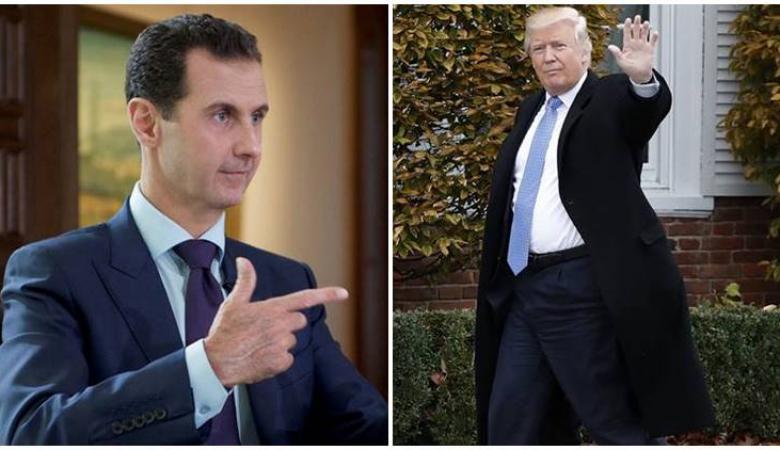 بن ديفيد : اسرائيل تتمنى من بوتين وترامب عدم ازاحة الأسد