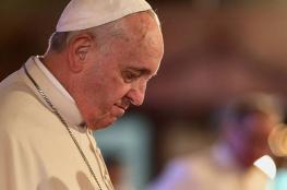 البابا : الشروط لم تتوفر بعد لنلعب دور الوساطة في فنزويلا