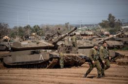 """""""يديعوت"""": الجيش الإسرائيلي يصنف غزة كتهديد قابل للانفجار قريبا"""