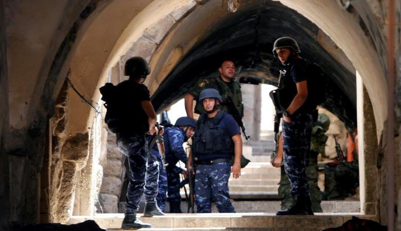 الرجوب : كل من تورط بقتل الشرطيين في نابلس القي القبض عليه