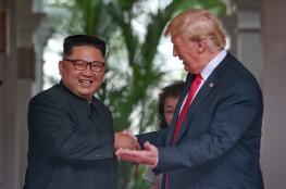 الزعيم الكوري يبعث برسالة الى ترامب ويتمنى الشفاء السريع له