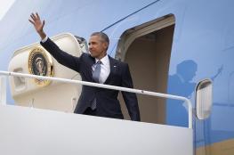 استطلاع رأي: ارتفاع شعبية أوباما في نهاية رئاسته