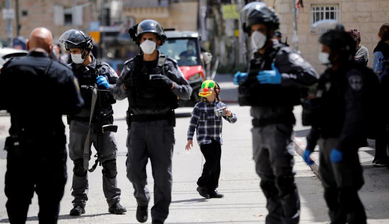 الاحتلال يحول القدس لثكنة عسكرية وسط دعوات المستوطنين لاقتحام الاقصى