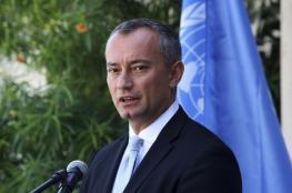 """الامم المتحدة : اطلاق الصواريخ بشكل عشوائي على """"اسرائيل """" غير مبرر ويجب ان يتوقف"""