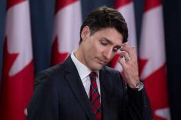 مسيرة الرئيس الكندي السياسية قد تنتهي بسبب صورة