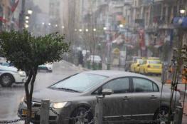 حالة الطقس: الحرارة أعلى من معدلها  وفرصة لسقوط أمطار الأربعاء المقبل