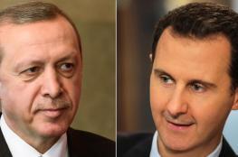الأسد يصف اردوغان بالمريض نفسياً