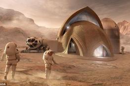 ناسا تكشف عن مساكن قد تستخدم للعيش في المريخ