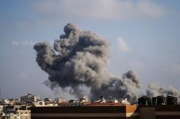 استشهاد طفلين في قصف اسرائيلي لمدينة غزة