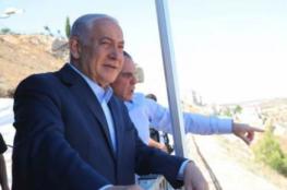 """نتنياهو يُحدد موعد تنفيذ بنود """"صفقة القرن"""""""