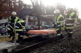 مقتل 5 أطفال وإصابة 19 آخرين باصطدام حافلة مدرسية بقطار جنوب فرنسا