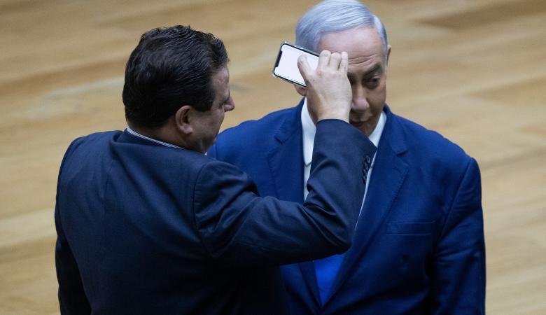 عودة : نسعى للاطاحة بحكم نتنياهو