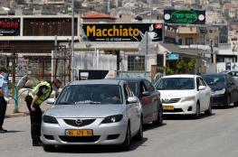 سلطات الاحتلال تغلق بلدتين فلسطينيتين لمنع تفشي كورونا