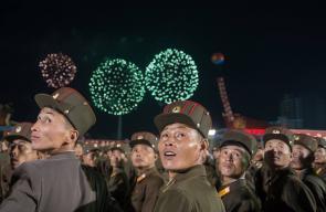 كوريا الشمالية تكرّم علماء التجربة النووية في احتفال شعبي مهيب