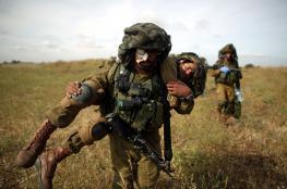"""انطلاق مناورة عسكرية اسرائيلية حتى الخميس بـ""""غلاف غزة"""""""