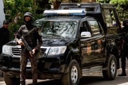 مقتل 12 مسلحاً في اشتباكات على طريق الواحات بمصر