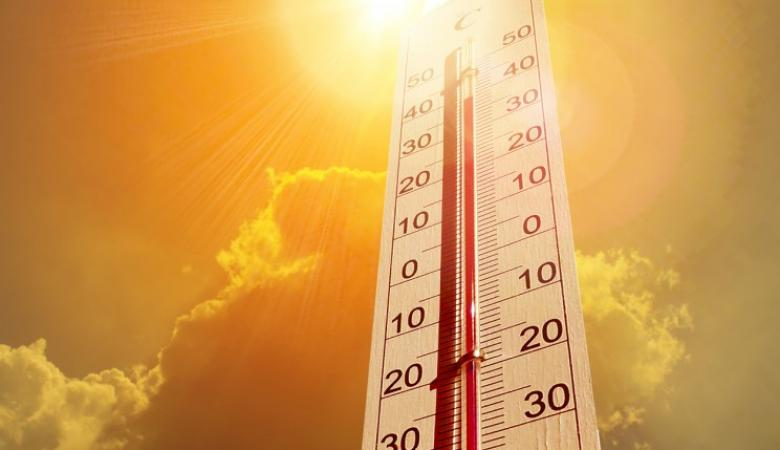 حالة الطقس: أجواء شديدة الحرارة وتبقى أعلى من معدلها بحدود 12 درجة