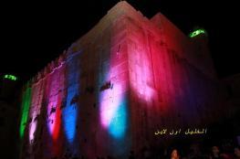 آلاف المستوطنين يقتحمون الحرم الابراهيمي في الخليل