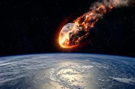 """العلماء : """"كويكب ضخم يقترب من الأرض """""""