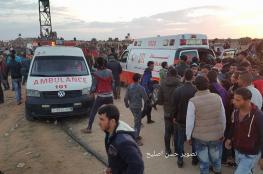 شهيد واصابة أكثر من 200 شاب في مواجهات بالضفة وقطاع غزة