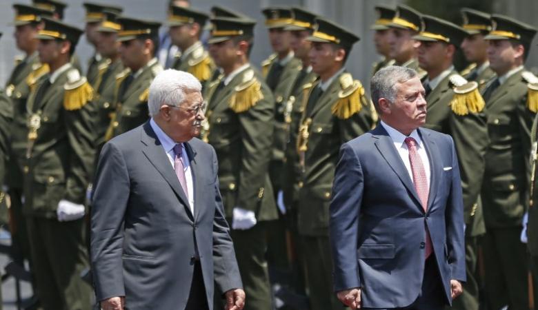 فلسطين تتمنى للاردن دوام الاستقرار والازدهار والتقدم