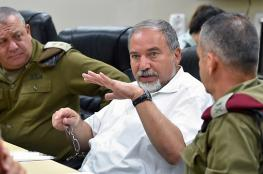 ليبرمان: إما احتلال غزة بالكامل او سنخلق ربيعا عربيا في القطاع