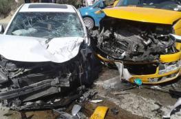 مصرع 4 أشخاص وإصابة 258 آخرين بحوادث سير الأسبوع المنصرم